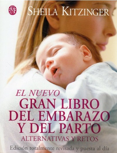 El nuevo gran libro del embarazo y del parto, Sheila Kitzinger