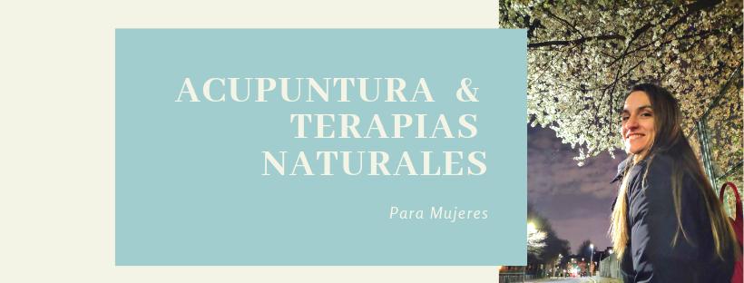 Acupuntura & Terapias Naturales